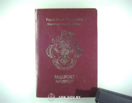 В Национальном аэропорту Минск задержаны двое иностранцев с поддельными паспорта...