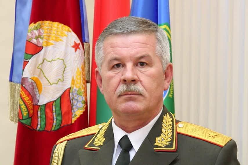 Анатолий Лаппо поздравил пограничников и ветеранов с юбилеем Дня Победы