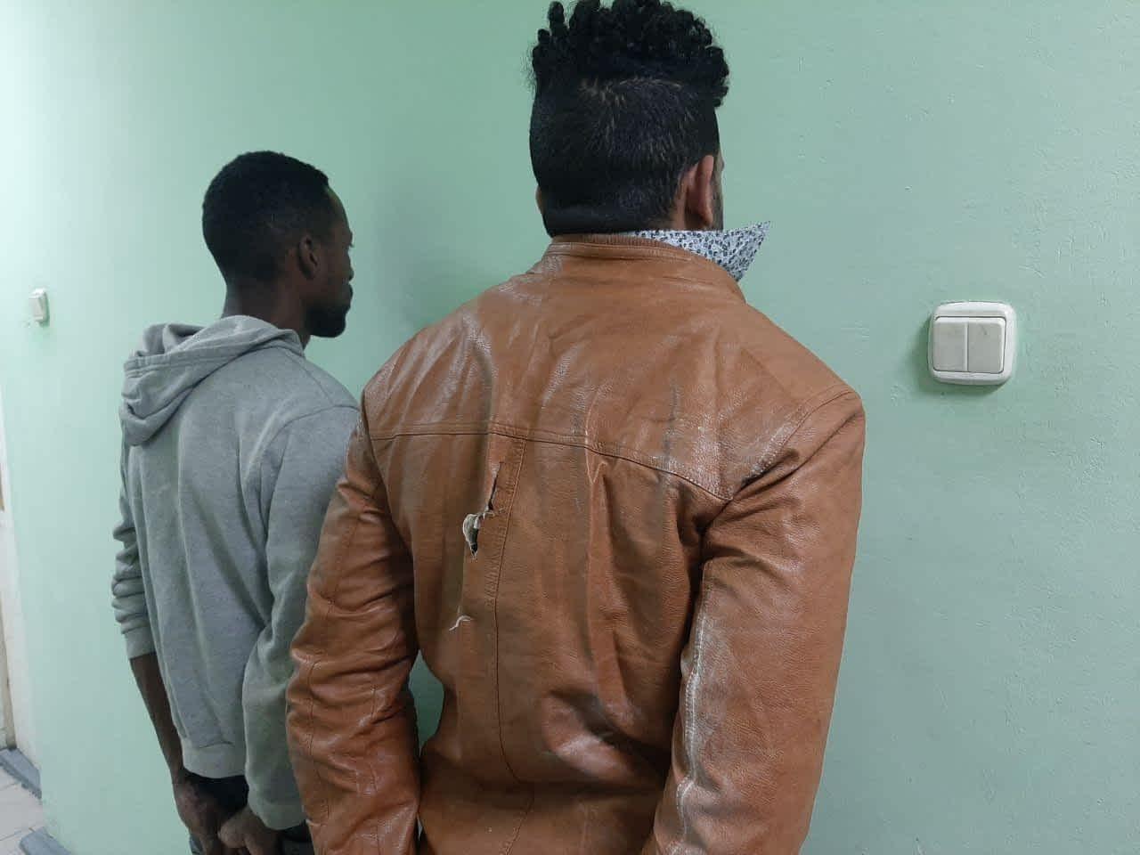 Друзья - «неудачники»: двух искателей лучшей жизни из Кубы задержали вблизи бело...