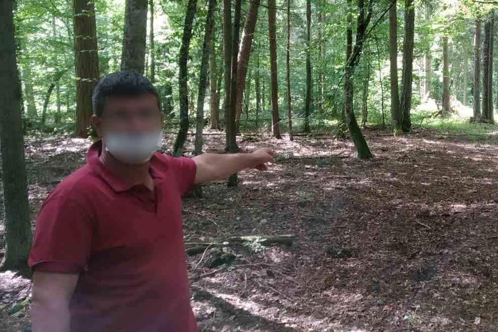 На границе с Евросоюзом задержан нелегал под видом рыбака