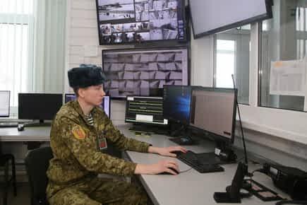 Быстро и комфортно: пограничники продолжают развивать цифровые технологии