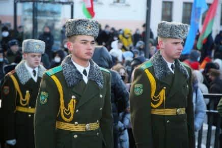 Пограничники почтили память воинов-интернационалистов