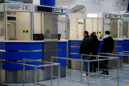 Только зря потратился: в минском аэропорту пограничники задержали иранца с фальш...