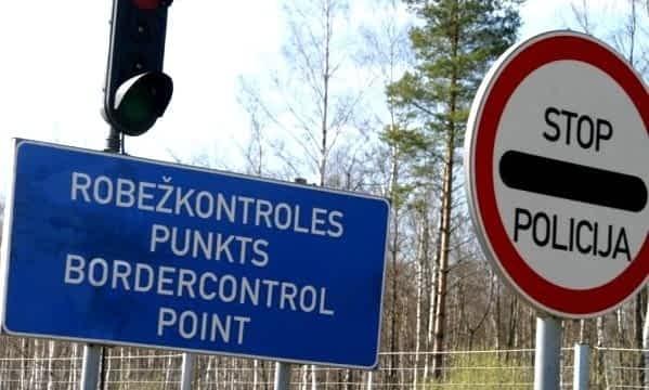 Латвией и Литвой продлены сроки ограничений при пересечении границы