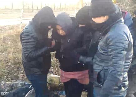 Избитая польскими силовиками беженка потеряла ребенка