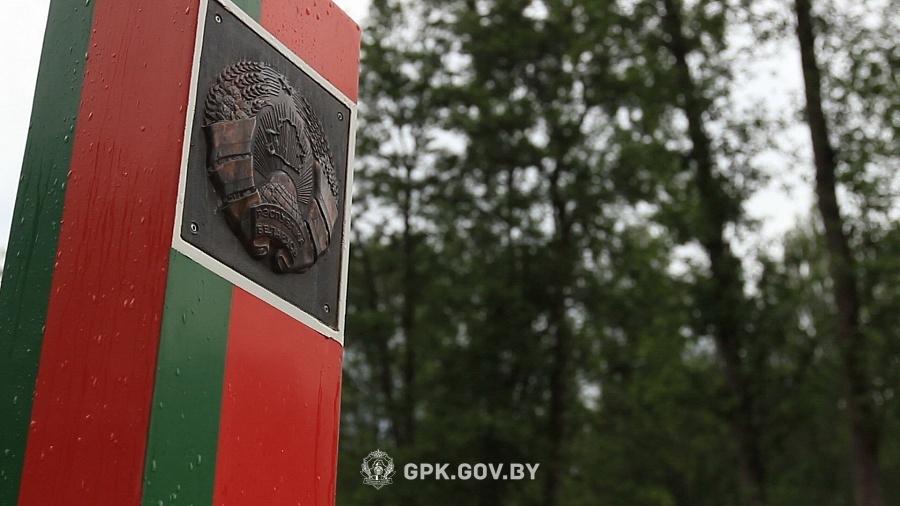 Белорус пытался сбежать от пограничников в Брестском районе