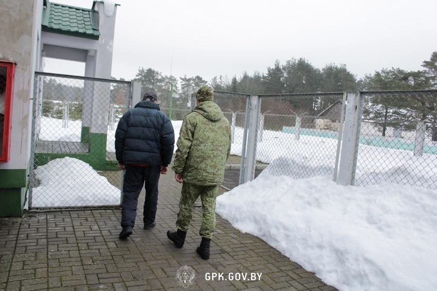 За лучшими условиями жизни: на границе с Литвой задержаны нарушители