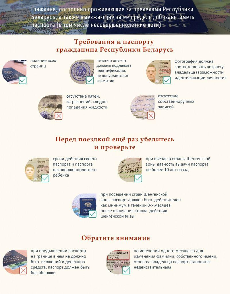 Белорус на границе предъявил паспорт с истекшим 12 лет назад сроком действия